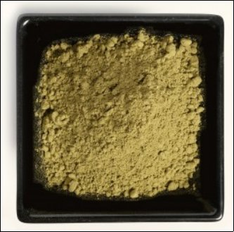 Powdered Indonesian Bali Leaf